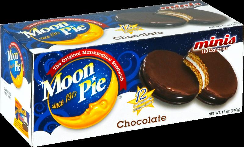Chocolate Mini MoonPie | MoonPie