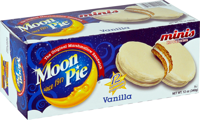 Vanilla Mini MoonPie | MoonPie